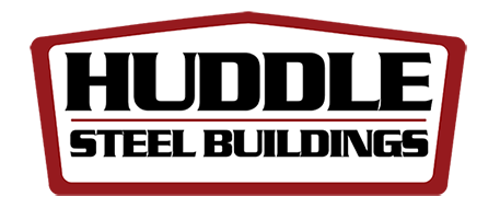 Huddle Steel Buildings logo